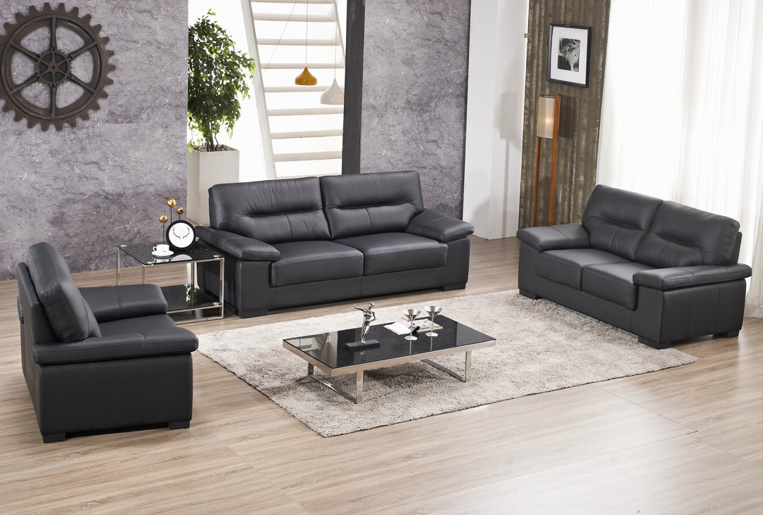 ledersofa 3 2 1 sofa couch sitzgarnitur sofas sitzgruppe 156 3 2 1 s ebay. Black Bedroom Furniture Sets. Home Design Ideas