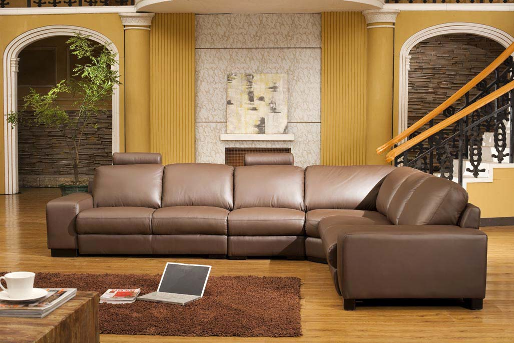 design voll leder ledergarnitur ledersofa sofa ecksofa eckgarnitur eckcouch 5010 ebay. Black Bedroom Furniture Sets. Home Design Ideas