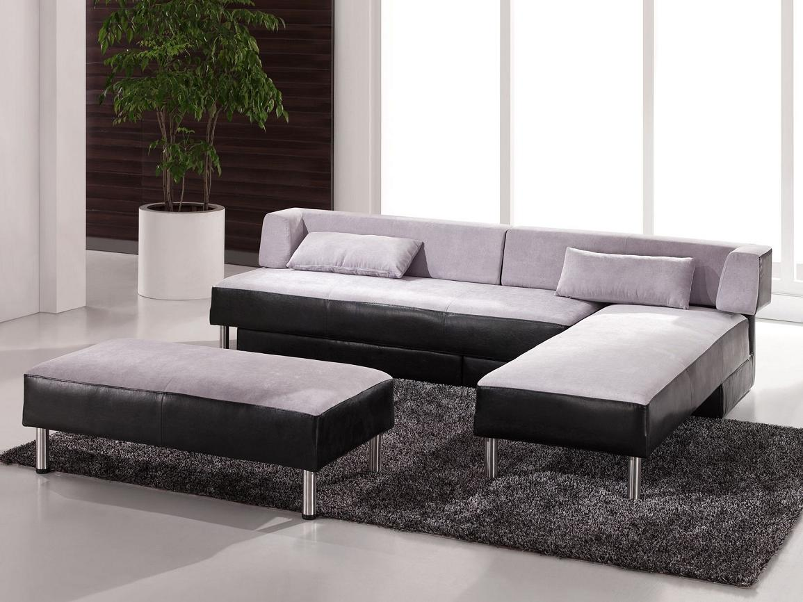 design ecksofa bett sofa garnitur couch schlafsofa bettsofa5117 270 gs. Black Bedroom Furniture Sets. Home Design Ideas
