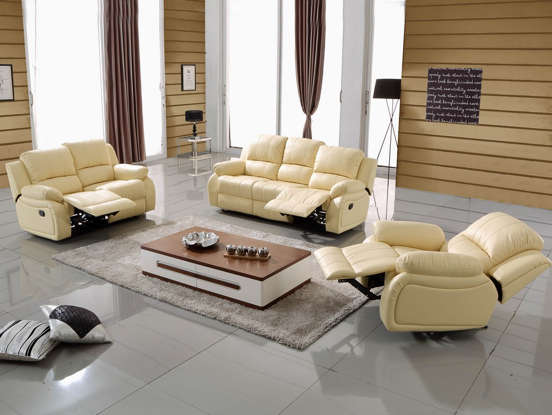 leder relax tv sofa relaxsofa relaxsessel fernsehsessel 5129 3 2 1 317 ebay. Black Bedroom Furniture Sets. Home Design Ideas