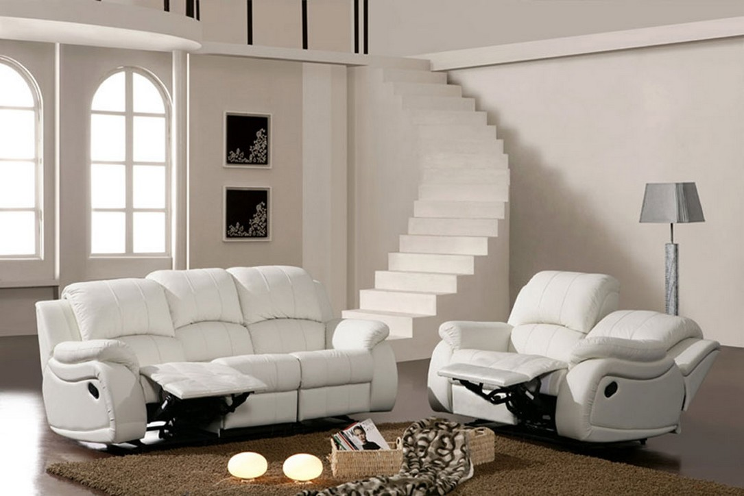 voll leder couch sofas garnitur relaxsessel relaxsofas fernsehsofas 5129 3 2 ebay. Black Bedroom Furniture Sets. Home Design Ideas