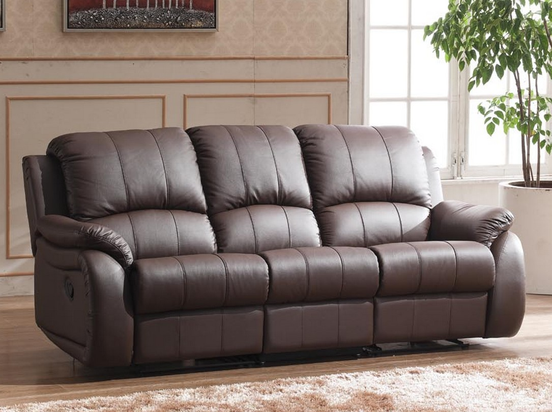 voll leder fernsehsessel couch sofa relaxsessel polsterm bel 5129 3 377 sofort ebay. Black Bedroom Furniture Sets. Home Design Ideas