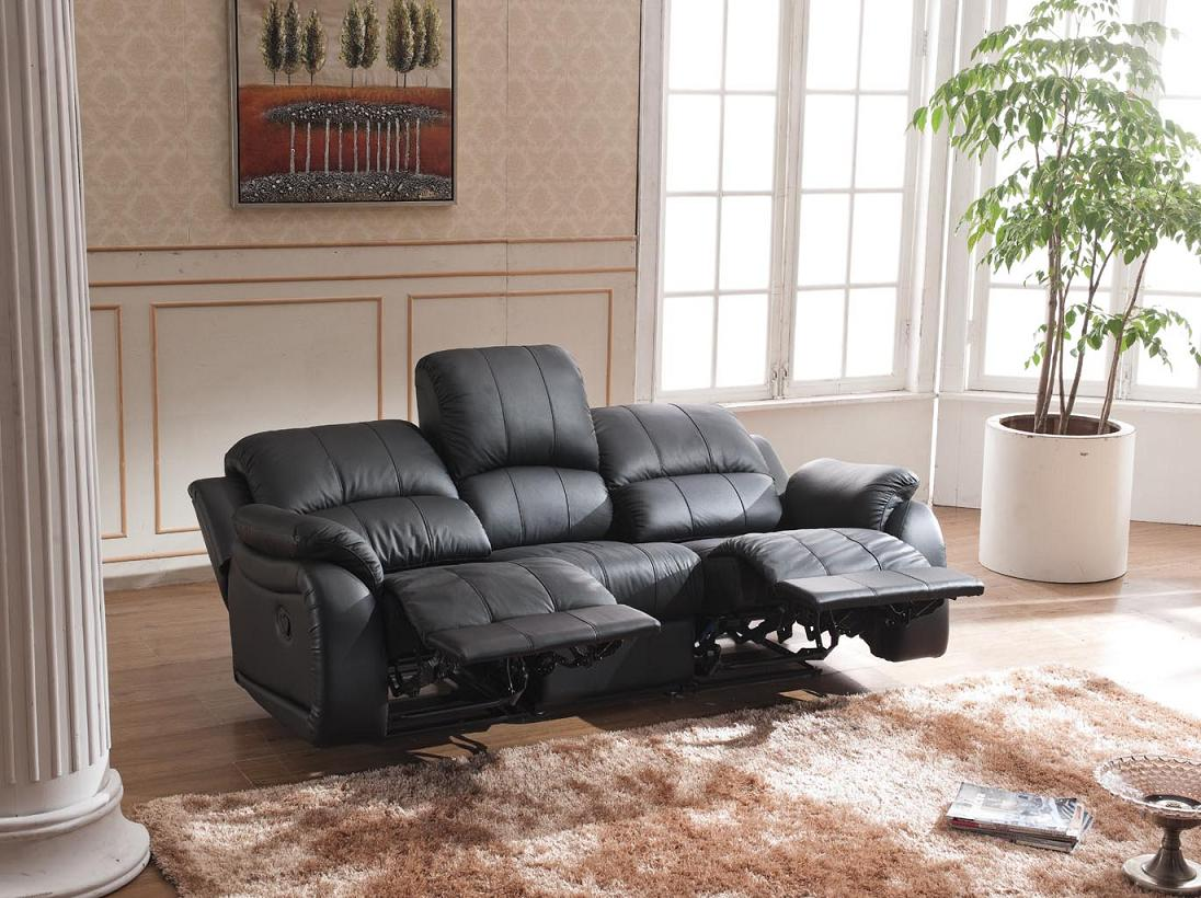 voll leder fernsehsofa bettsofa relaxsofa ruhesessel schlafsofa 5129 3 s end okt ebay. Black Bedroom Furniture Sets. Home Design Ideas
