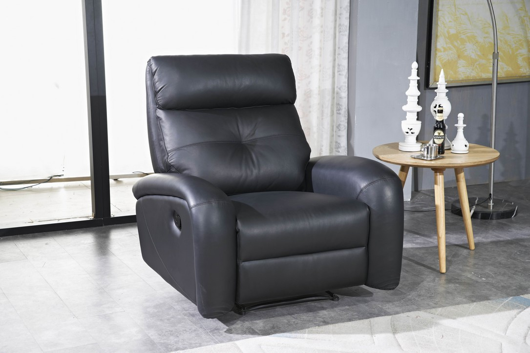 leder fernsehsofa relaxsessel fernseh sessel schlaffunktion 5130 1 s ebay. Black Bedroom Furniture Sets. Home Design Ideas
