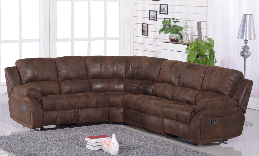 microfaser eckcouch schlafsofa relaxsofa ecksofa fernsehsessel c5129 vf03 ebay. Black Bedroom Furniture Sets. Home Design Ideas