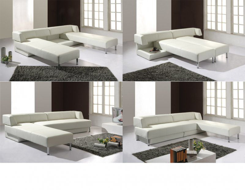 schlafcouch wei mit federkern 5117 ok mapo m bel. Black Bedroom Furniture Sets. Home Design Ideas