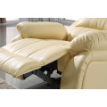 Ledersessel in beige 5129-1-317 sofort