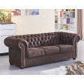 braunes Mikrofaser Sofa Chesterfield-3-VF03 sofort